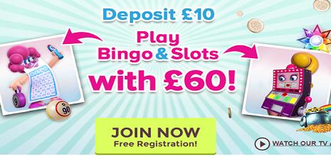 888ladies Bingo App Deposit 10 Get 50