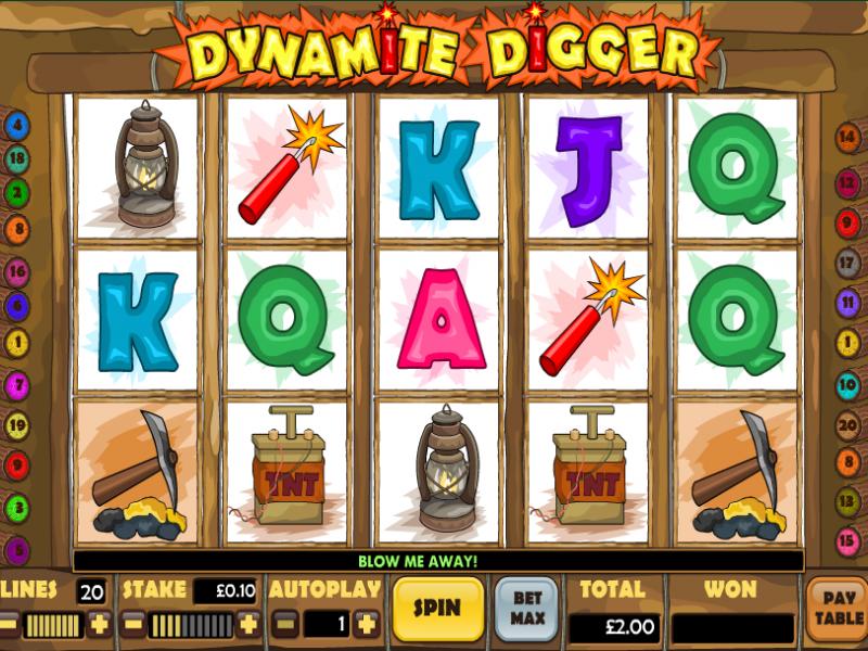 dynamite-digger